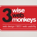 3 Wise Web Monkeys