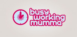 Busy Working Mumma Logo Design