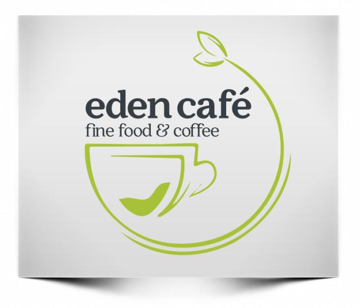 Eden Cafe Logo