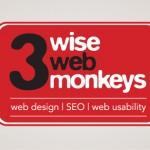 3 Wise Web Monkeys