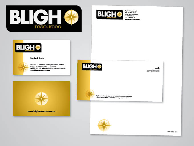 Bligh resources Corporate ID