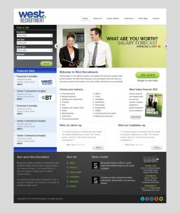West Recruitment Home Page